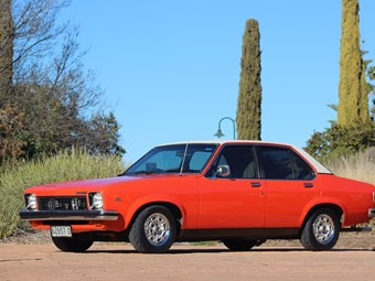 Rare Holden Torana HDT promo special - video