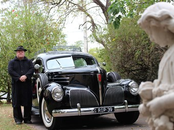 Video: Roll in Peace - 1939 Studebaker Hearse