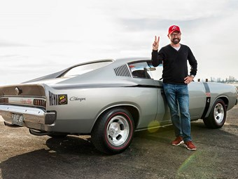 Our top Aussie Chrysler Charger stories