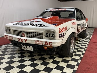 Harvey Holden A9X Torana for auction