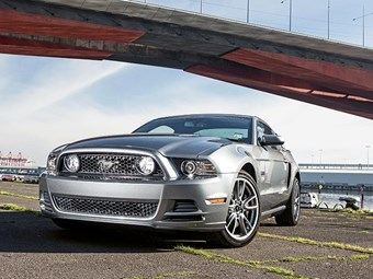 2015 Ford Mustang GT: 50 years of Mustang