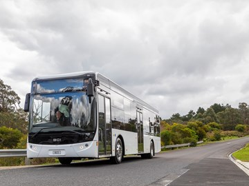BCI SIGNS MOU WITH DUTCH ELECTRIC-BUS AWARD WINNER