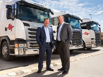 SCT Logistics has fleet additions in mind