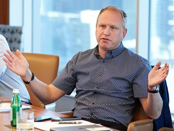 Henriksson highlights sustainable future for Scania