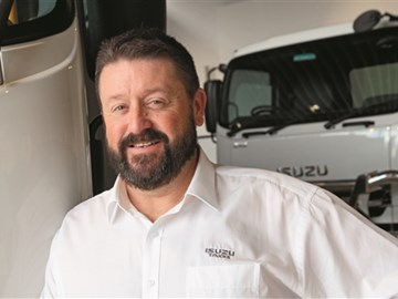 Isuzu report gauges future of the transport industry