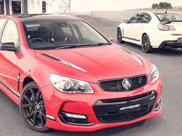 Holden reveals three limited edition Commodores