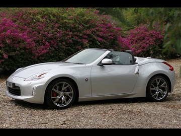 2015 Nissan 370Z RA6 — Today's Tempter