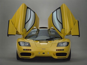 'Brand New' McLaren F1 for sale!