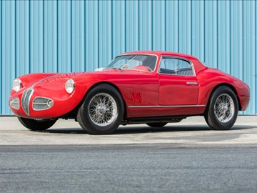 One-off coachbuilt Alfa Romeo heads to auction