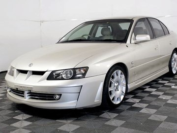 HSV VY Senator - today's tempter