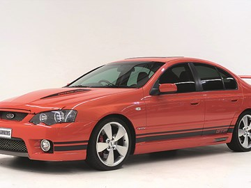 Ford FPV GT-P #001 - today's auction tempter