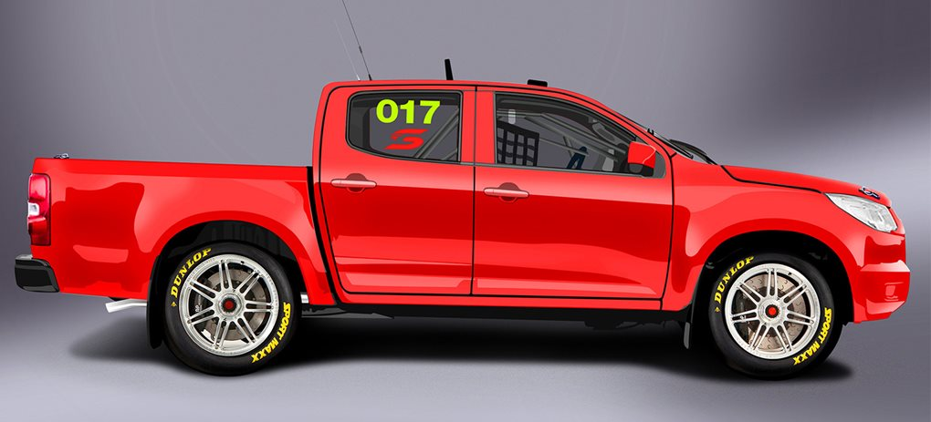 SuperUtes racing series coming in 2017