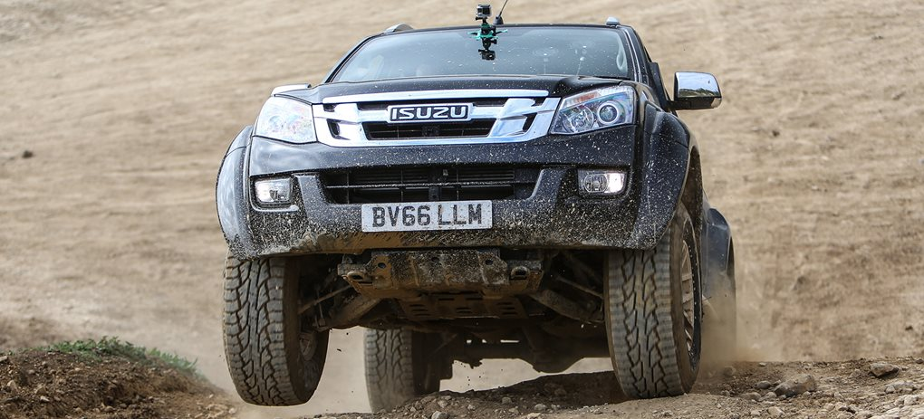 Isuzu D MAX AT35