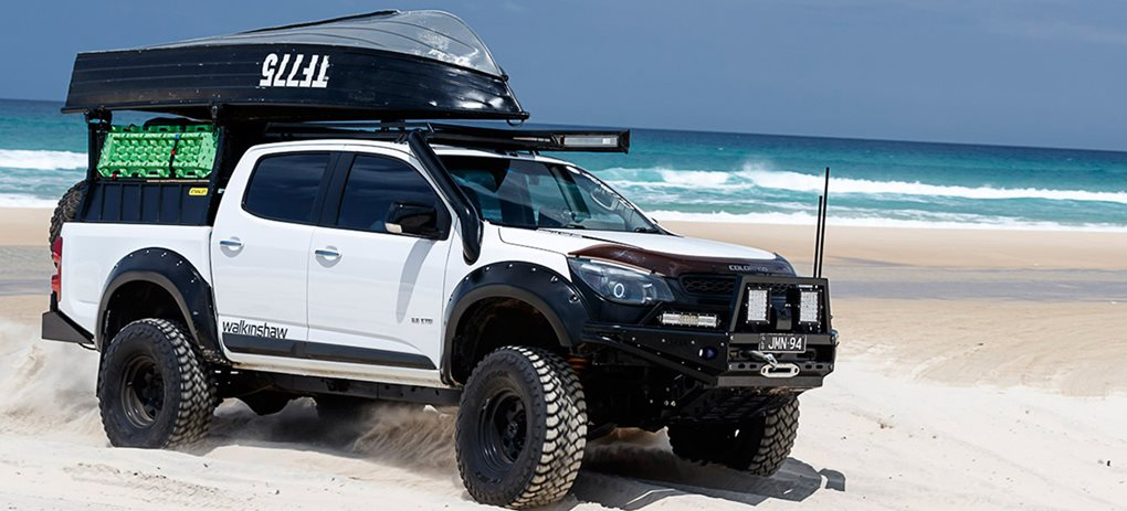 2015 Holden RG Colorado main