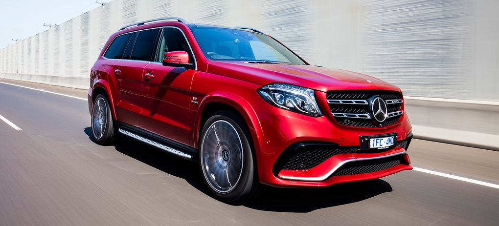 Mercedes-AMG GLS63 review