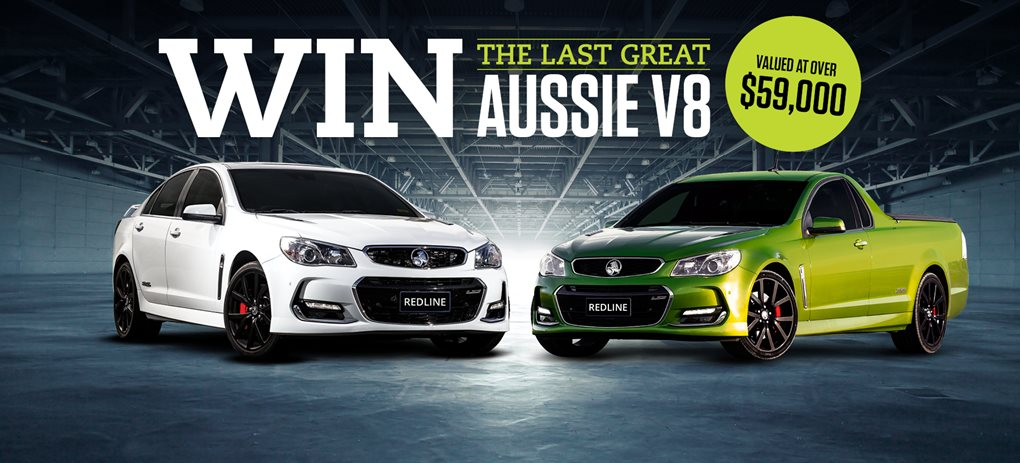 Win the last great Aussie Holden V8