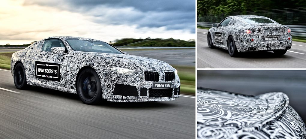 BMW M8 prototype main2
