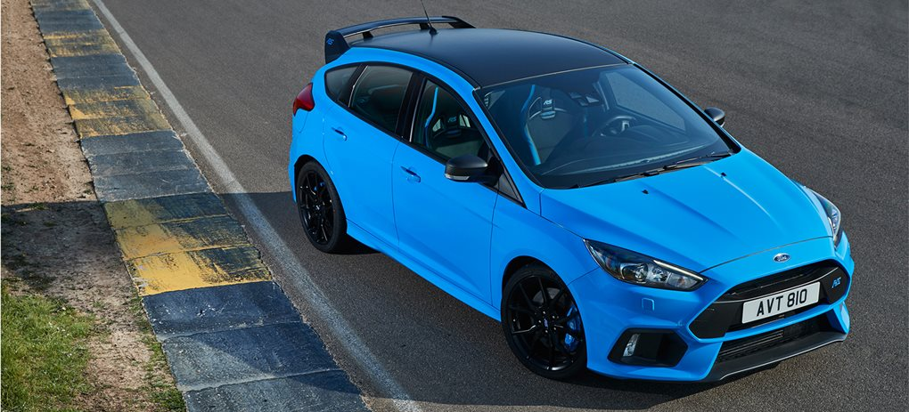 Ford Focus RS Option Pack cover