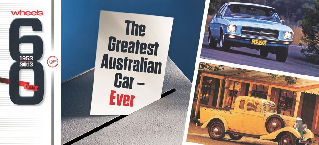 The Greatest Australian Car - EVER
