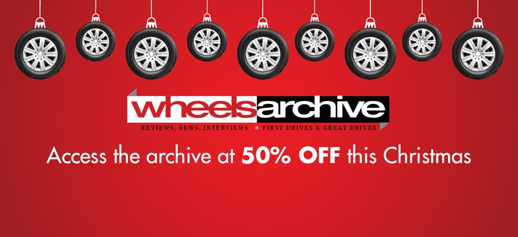 Wheels Archive Christmas Special