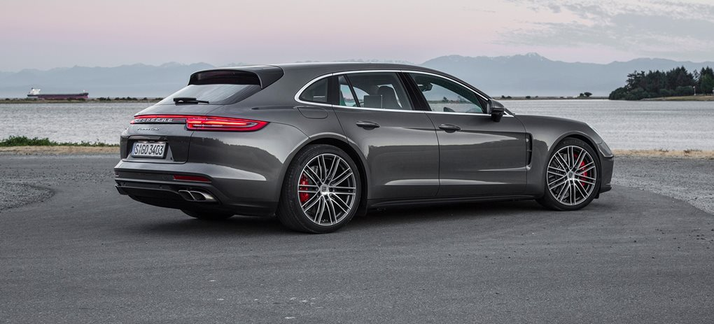 2018 Porsche Panamera wagon set to get 500kW V8 hybrid power