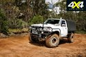Custom Duramax powered Nissan GU Patrol