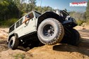 FJ45 Landcruiser turbo LS 3 nw