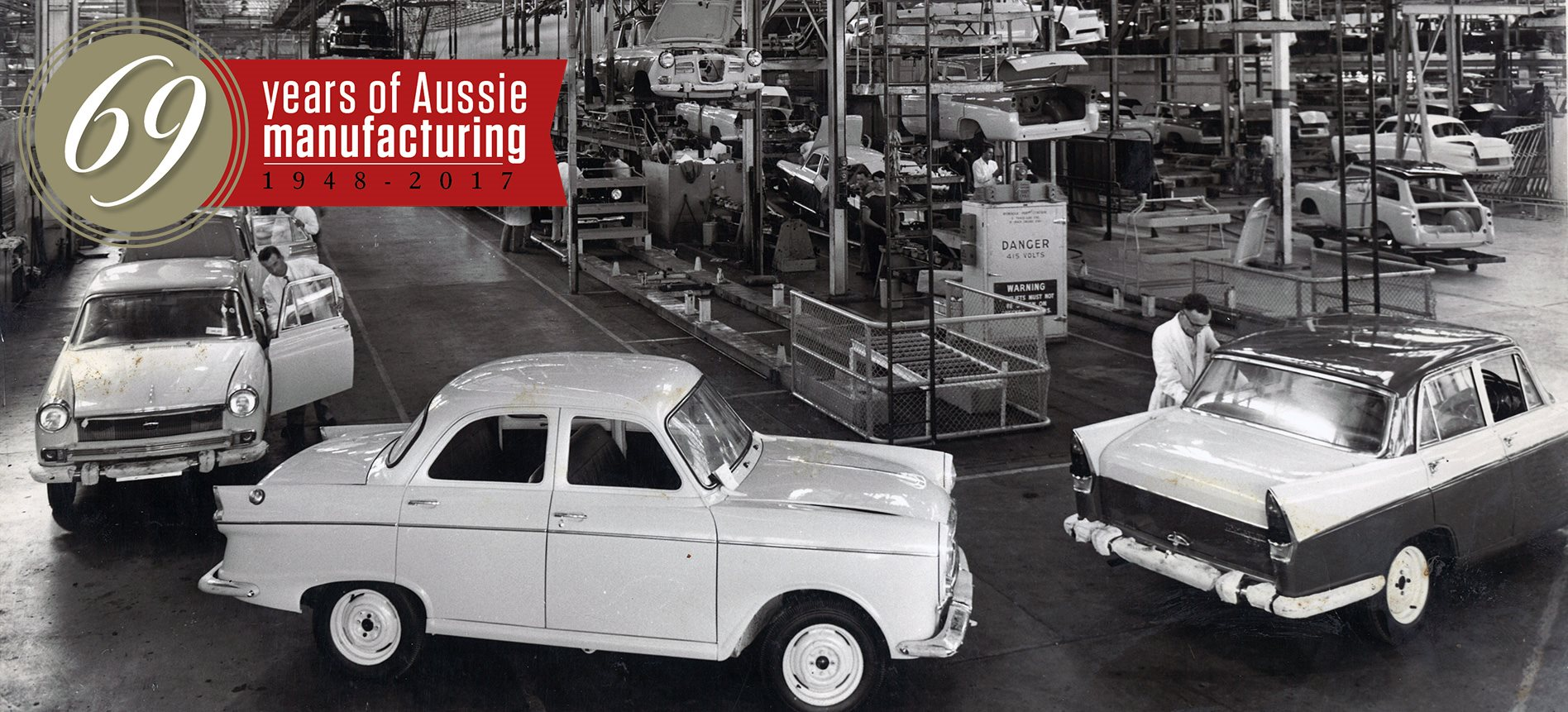 69 years of Australian manufacturing