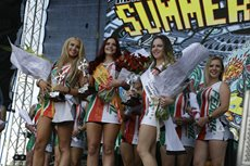 Miss Summernats 29 girls