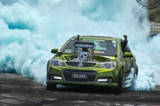 RELOAD VF Commodore burnout Summernats 29