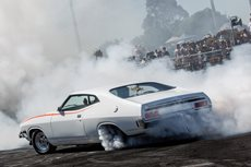 XB Falcon coupe turbo FAT383