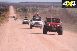 Drive 4 Life in the Simpson Desert