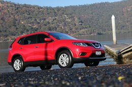 Nissan X-Trail TS Diesel review