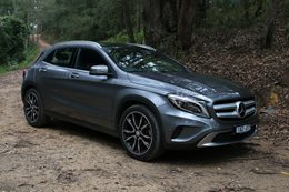 Mercedes-Benz GLA250 4 Matic review