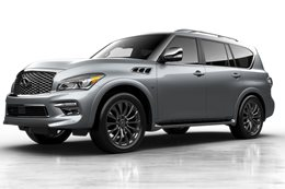 Infinity to introduce QX80 behemoth