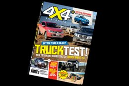 The 4x4 Australia September edition goes on sale this Thursday.