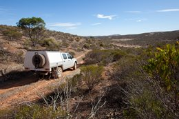 Willangi Bush Escapes is just two hours from Adelaide and is perfect for a weekend adventure