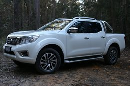 Nissan Navara ST-X 4x4 review