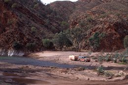 East MacDonnell Ranges: Northern Territory
