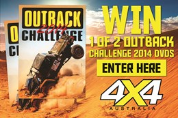 Outback Challenge 2014
