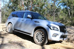Infiniti QX80 review