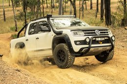 VW AMAROK DARK LABEL