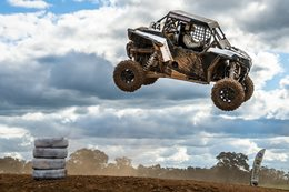 4X4 Australia recently jumped at the chance to compete in round five of the ballsy new RZR Championship.