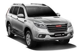 Haval H9 SUV takes on Prado and Everest