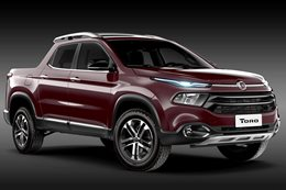 Fiat Toro another 4x4 ute for Aus