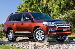 Updated Land Cruiser 200 Series launched