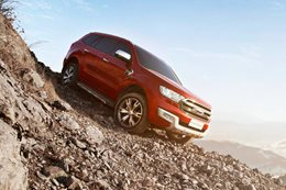 New Ford Everest under fire