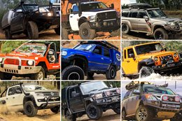 Top 4x4 customs 2015