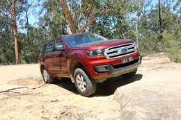 Ford Everest Ambiente review