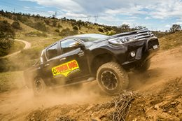 4X4 Of The Year: Tough Dog 4WD Suspension